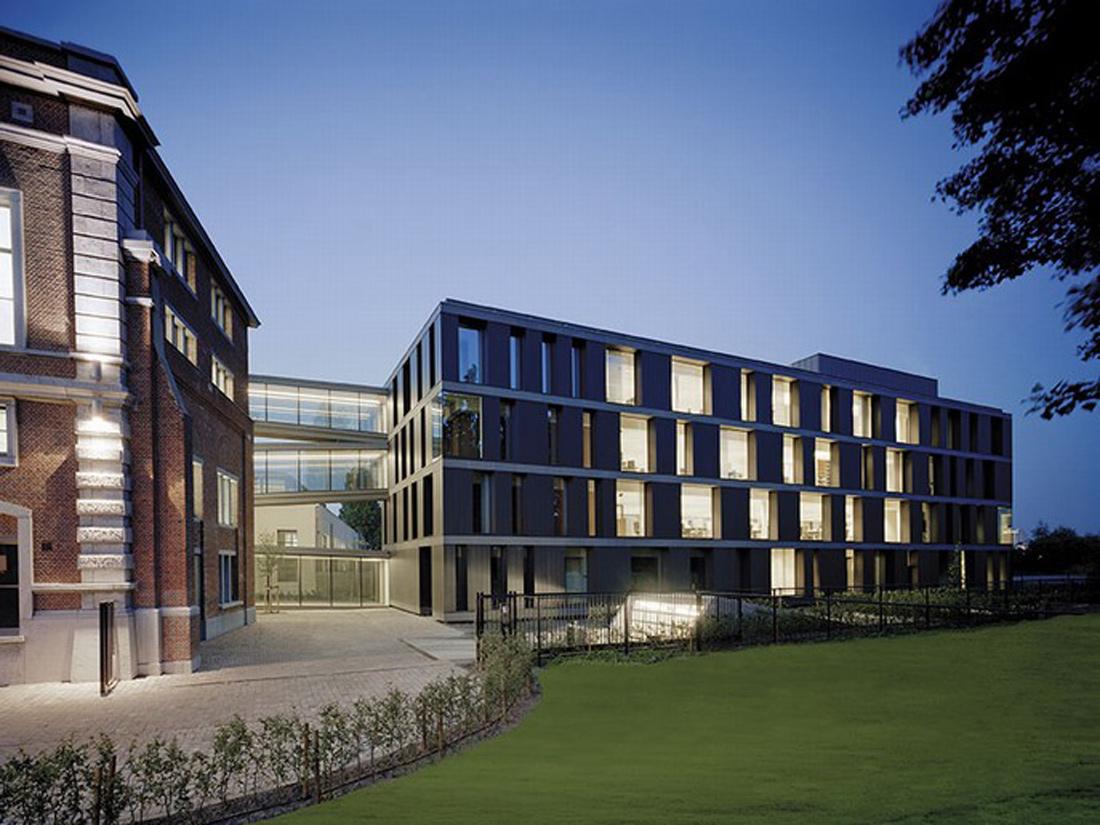 Projectfoto-Cappetijn-hoofdkantoor-Bank-Van-Breda-Antwerpen