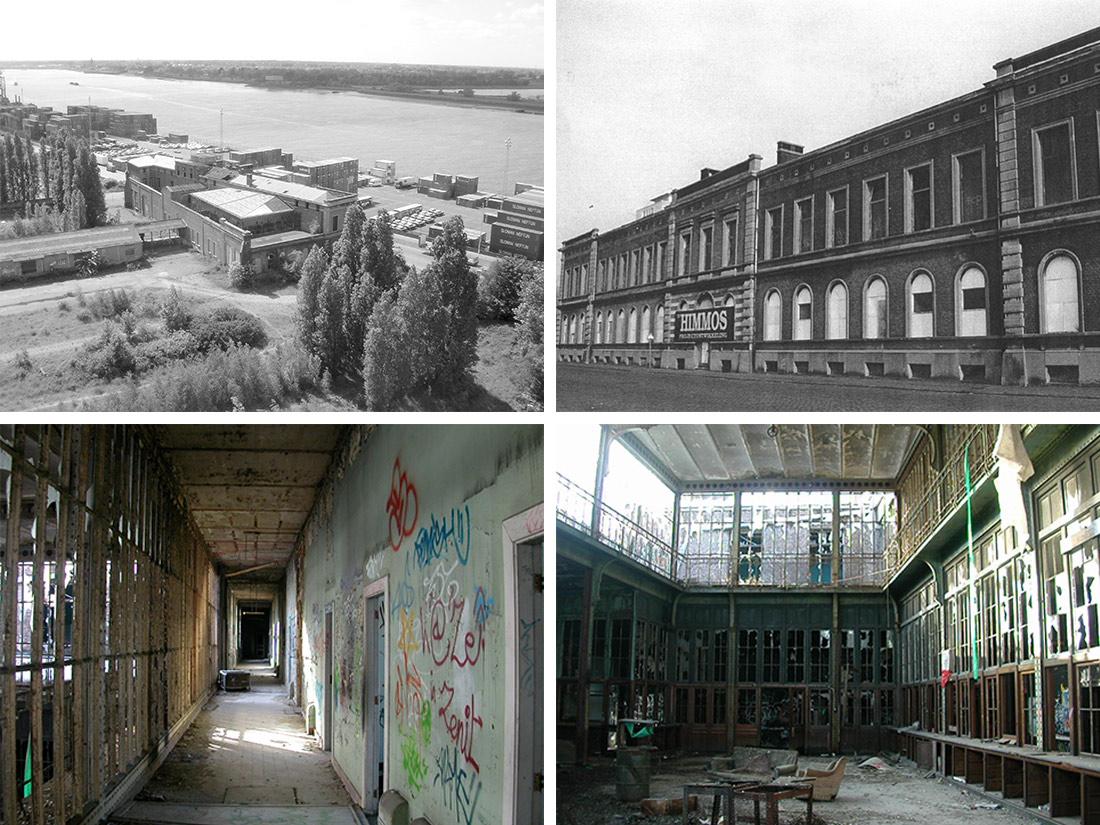 Collage-bestaand-Cappetijn-hoofdkantoor-Bank-Van-Breda-Antwerpen